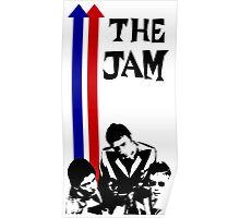 The Jam Double Arrow Tee Poster