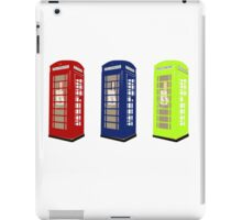 The Phone Booths iPad Case/Skin