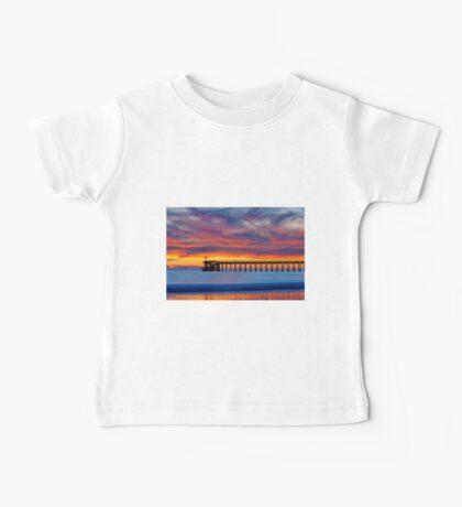 Bacara (Haskell's ) Beach and pier, Santa Barbara Baby Tee
