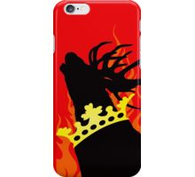 Game of Thrones Baratheon Ours is the Fury Crowned Stag iPhone Case/Skin