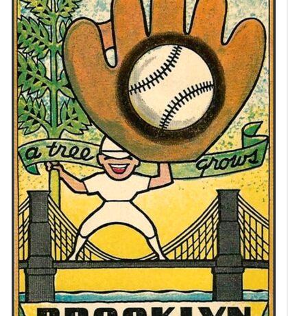 Brooklyn Bridge New York Vintage Travel Decal Sticker