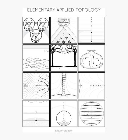 Elementary Applied Topology Photographic Print