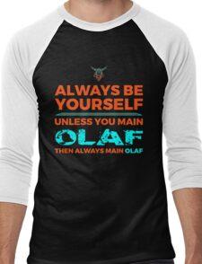 Olaf Main Men's Baseball ¾ T-Shirt