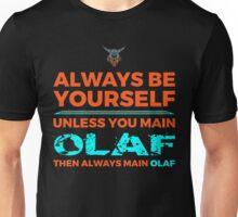 Olaf Main Unisex T-Shirt