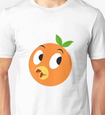 Lil Orange Bird Unisex T-Shirt