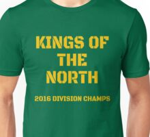 Packers Kings Of The North - 2016 Division Champs Unisex T-Shirt