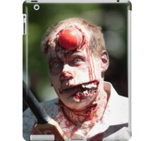 Cricket is not for Zombies iPad Case/Skin