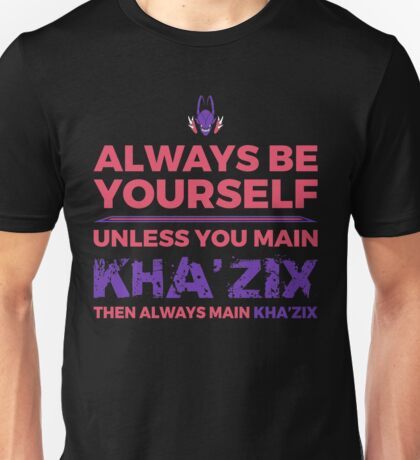 Kha'zix Main Unisex T-Shirt