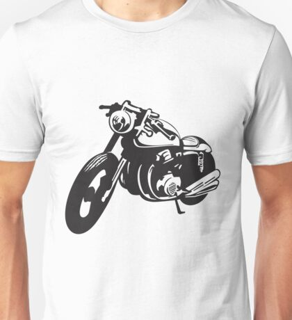 I love Classic Motorcycle - Get! Classic Motorcycle Unisex T-Shirt