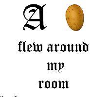A Potato Flew Around My Room Before You Came by celeste3838
