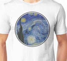 Vincent Van Gogh Starry Night Unisex T-Shirt