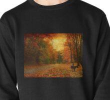 Walking in copper T-Shirt