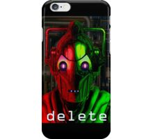 CYBERMAN iPhone Case/Skin