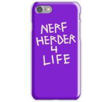 Nerf Herder 4 Life iPhone Case/Skin