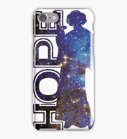 Hope and Princess Leia iPhone Case/Skin