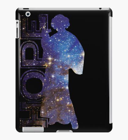Hope and Princess Leia iPad Case/Skin