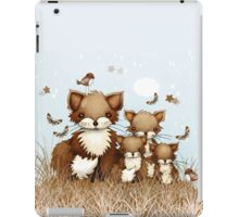 Little Foxes iPad Case/Skin