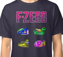F-Zero (SNES) Classic T-Shirt