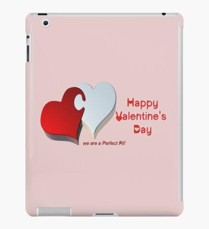 Valentine's Puzzle iPad Case/Skin