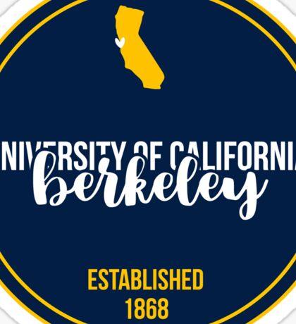 UC Berkeley - Style 17 Sticker