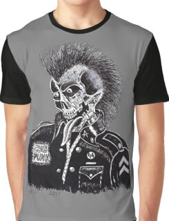 CRUST PUNK Graphic T-Shirt