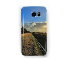 The Hamilton Hwy Western Victoria Samsung Galaxy Case/Skin