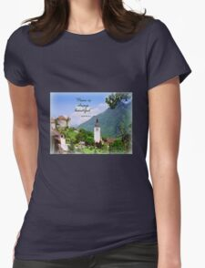 Swiss Valley Womens Fitted T-Shirt