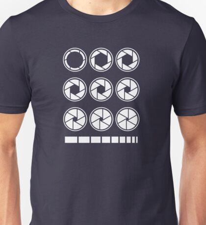 Aperture Value Unisex T-Shirt