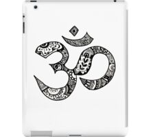Om Sign iPad Case/Skin