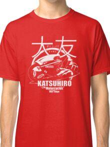 Akira Katsuhrio Cycles - Reversed Classic T-Shirt
