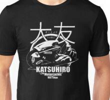 Akira Katsuhrio Cycles - Reversed Unisex T-Shirt