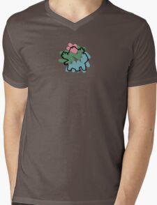 Ivysaur Mens V-Neck T-Shirt