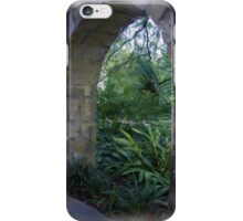 Arches at The Alamo iPhone Case/Skin
