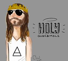 Holy Guacamole by ClauCalderon