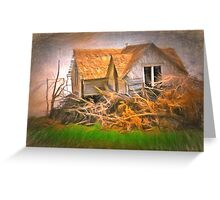 After The Wind Stops Greeting Card