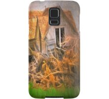 After The Wind Stops Samsung Galaxy Case/Skin