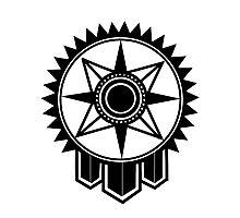 Celestial Compass Photographic Print
