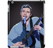 Phillip Phillips Portrait iPad Case/Skin
