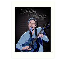 Phillip Phillips Portrait Art Print