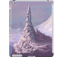 Snowy Voyage iPad Case/Skin