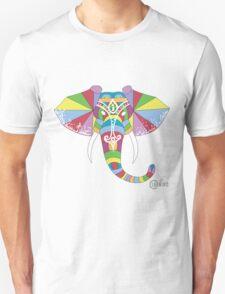 Geo-Elephant  Unisex T-Shirt