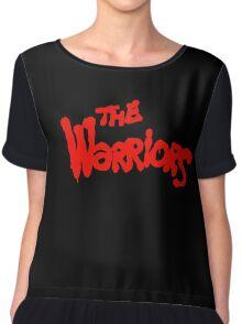 The Warriors Chiffon Top