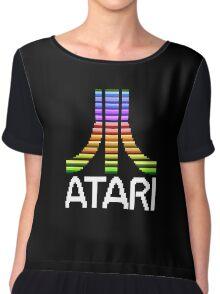 Atari Rules Chiffon Top