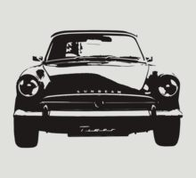 Sunbeam Tiger - Front by OldDawg