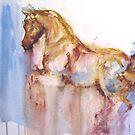 Rearing Horse  by Nina Smart