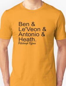 Pittsburgh Offense Unisex T-Shirt