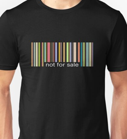 not for sale Unisex T-Shirt