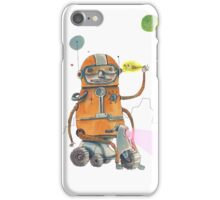 Space Race iPhone Case/Skin