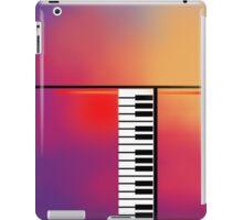 Piano Abstract iPad Case/Skin