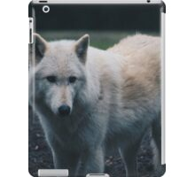 Lone Wolf iPad Case/Skin